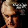 Cover: Charlie Rich - Charlie Rich / Boss Man (Diff. Titles)