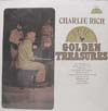 Cover: Charlie Rich - Golden Treasures