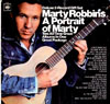 Cover: Marty Robbins - A Portrait Of Marty (Doppel-LP)