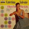 Cover: Caterina Valente - Caterina Valente / A Toast To The Girls (mit Orchester Kurt Edelhagen)