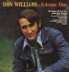 Cover: Don Williams - Volume One