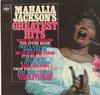 Cover: Mahalia Jackson - Mahalia Jackson / Greatest Hits <br>