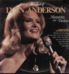 Cover: Anderson, Lynn - Memroes And Desires - The Best Of Lynn Anderson
