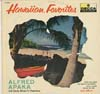 Cover: Alfred Apaka - Alfred Apaka / Hawaiian Favorites