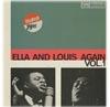 Cover: Ella Fitzgerald & Louis Armstrong - Ella Fitzgerald & Louis Armstrong / Ella and Louis Again, Vol. 1