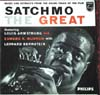Cover: Louis Armstrong - Satchmo The Great - Music and Extracts From The Soundtrack of the Film,