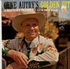 Cover: Gene Autry - Golden Hits - America´s Favorite Cowboy sings