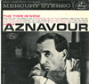 Cover: Charles Aznavour - The Time Is Now