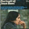 Cover: Joan Baez - Joan Baez / Portrait Of Joan Baez