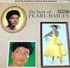 Cover: Pearl Bailey - The Best of Pearl Bailey