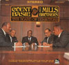 Cover: Mills Brothers - The Board Of Directors - Count Basie & The Mills Brothers
