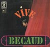 Cover: Becaud, Gilbert - Vive