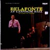 Cover: Harry Belafonte - Harry Belafonte / At Carnegie Hall (Doppel-LP9