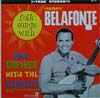 Cover: Harry Belafonte - Folk Songs with Harry Belafonte  And Calypso With The Islanders