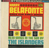 Cover: Belafonte, Harry - Harry Belafonte Sings Five Early Songs - Also Songs In the Sun By The Islanders