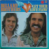 Cover: The Bellamy Brothers - Let Your Love Flow