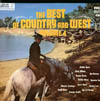 Cover: Various Country-Artists - The Best Of country and West Volume 4