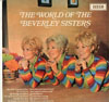 Cover: Beverley Sisters - The World of The Beverly Sisters