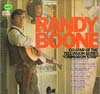 "Cover: Boone, Randy - Randy Boone - Co-Star of The Televion Series ""Cimmaron Strip"""
