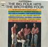Cover: The Brothers Four - The Big Folk Hits