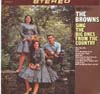 Cover: The Browns - The Browns / Sing The Big Ones From The Country