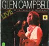 Cover: Glen Campbell - Live At The Royal Festival Hall (DLP)