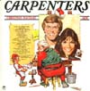 Cover: Carpenters, The - Christmas Portrait