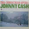 Cover: Johnny Cash - Johnny Cash / The Christmas Spirit