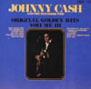 Cover: Johnny Cash - Original Golden Hits Volume III