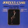 Cover: Johnny Cash - Johnny Cash / Original Golden Hits Volume III