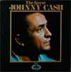 Cover: Johnny Cash - The Great Johnny Cash