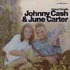 Cover: Johnny Cash and June Carter - Johnny Cash and June Carter / Carryin On With Johnny Cash And June Carter