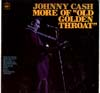 Cover: Johnny Cash - Johnny Cash / More Of Old Golden Throat