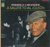 Cover: Maurice Chevalier - Maurice Chevalier / A Salute to Al Jolson