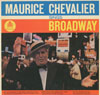 Cover: Chevalier, Maurice - Maurice Chevalier Sings Broadway