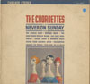 Cover: Chordettes, The - The Chordettes Sing Never On Sunday