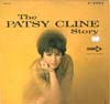 Cover: Patsy Cline - The Patsy Cline Story (DLP)