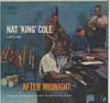 Cover: Cole, Nat King - After Midnight - Nat King Cle and His Trio