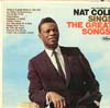 Cover: Nat King Cole - Nat King Cole / Sings The Great Songs