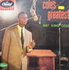 Cover: Nat King Cole - Cole´s Greatest
