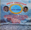 Cover: Nat King Cole - White Christmas with Nat King Cole and  Dean Martin