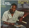 Cover: Nat King Cole - The Vintage Years - The Nat King Cole Trio