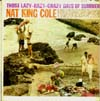 Cover: Nat King Cole - Nat King Cole / Those Lazy Hazy Crazy Days of Summer