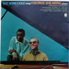 Cover: Nat King Cole - Nat King Cole Sings / George Shearing Plays with The Qunitett and String Choir