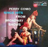 Cover: Perry Como - Sings Hits From Broadway Shows