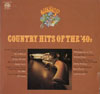 Cover: Various Country-Artists - Various Country-Artists / Country Hits of the 40s (Hit Road)