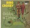 Cover: Bing Crosby - Holiday In Europe