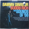 Cover: Sammy Davis Jr. - Sammy Davis Jr. y  Buddy Rich