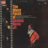 Cover: Sammy Davis Jr. - The Many Faces of Sammay Davis Jr.