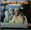 Cover: Sammy Davis Jr. - Sammy Davis + Count Basie:  Our Shining Hour